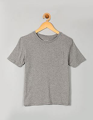 GAP Boys Solid Pocket Tee