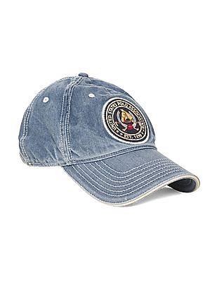 511aa3542 U.S. Polo Assn. Denim Panelled Baseball Cap. SHOP NNNOW. FAVOURITE. OFFER