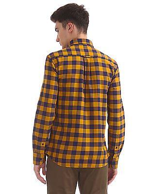 U.S. Polo Assn. Button Down Check Shirt