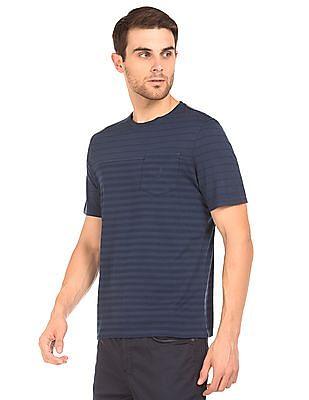 Nautica Striped Classic Fit T-Shirt