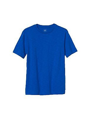 GAP Boys Short Sleeve Pocket Slub Tee