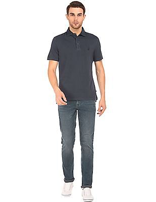 Nautica Classic Fit Short Sleeve Polo Shirt