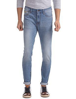 Aeropostale Super Skinny Fit Stone Wash Jeans