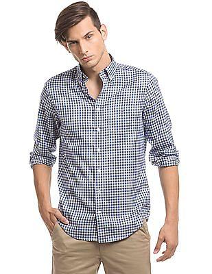 Gant Regular Fit Gingham Shirt