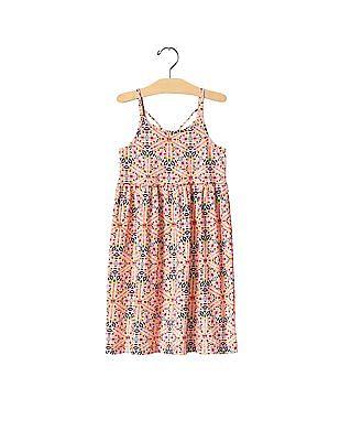 GAP Girls Cross-Back Dress