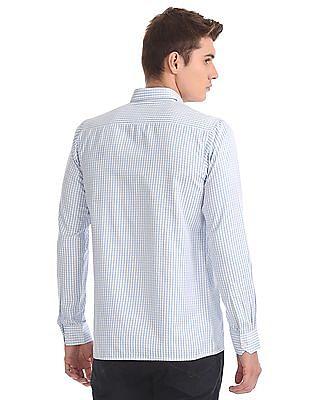 Excalibur Long Sleeve Check Shirt