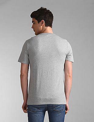 GAP Grey Pride Graphic Crewneck T-Shirt