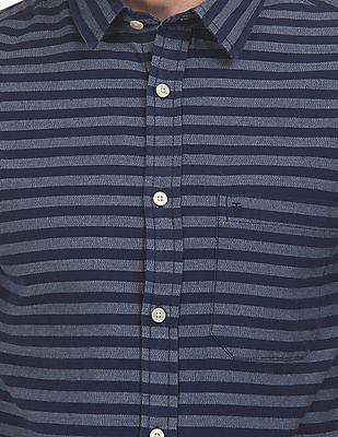 Izod Striped Slim Fit Shirt
