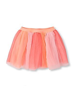 The Children's Place Baby Flared Mesh Skirt