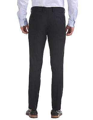 Arrow Tapered Ft Patterned Trousers