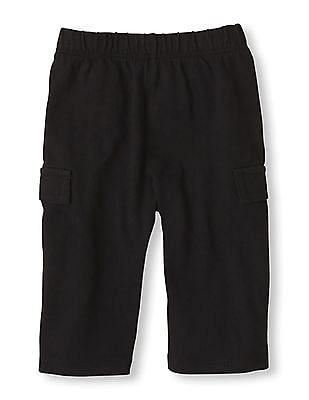 The Children's Place Baby Cargo Knit Bottoms