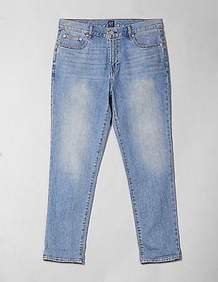 283e81d1e GAP Girlfriend Fit Medium Wash Jeans. SHOP NNNOW
