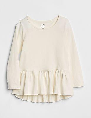 GAP Baby Print Tunic Top