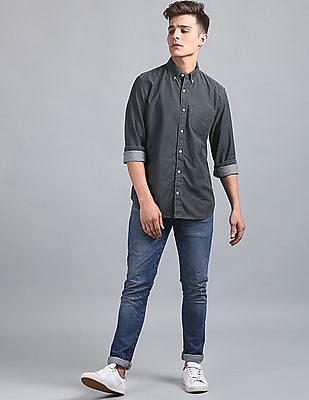 GAP Oxford Overdye Shirt