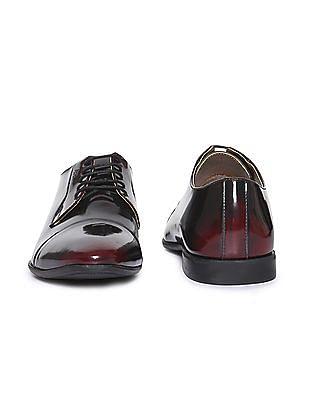 Arrow Patent Leather Derby Shoes