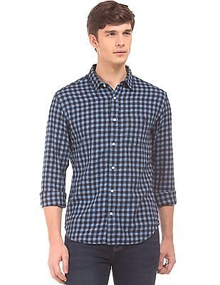 Aeropostale Flannel Check Shirt