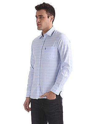 U.S. Polo Assn. Regular Fit Striped Shirt