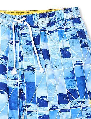Izod Slim Fit Board Shorts