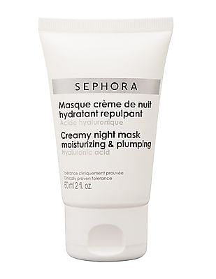 Sephora Collection Creamy Night Mask Moisturizing And Plumping