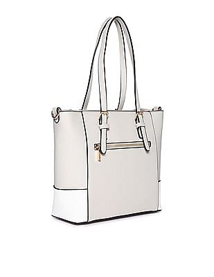 Stride Colour Blocked Tote Bag