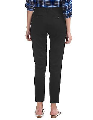 Cherokee Regular Fit Flat Front Trousers
