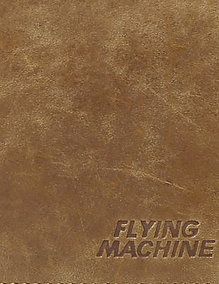 Flying Machine Distressed Leather Wallet