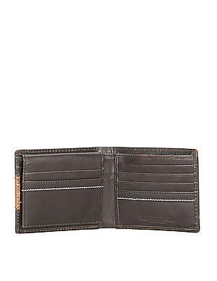 U.S. Polo Assn. Distressed Leather Bi-Fold Wallet