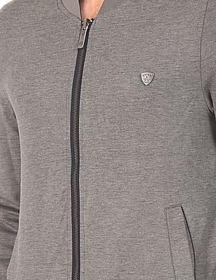 Arrow Sports Reversible Bomber Jacket