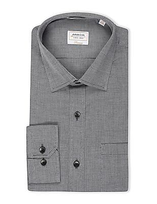 Arrow Slim Fit Dobby Shirt