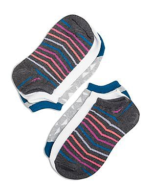 Aeropostale Ankle Length Socks - Pack of 3