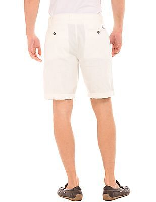 Arrow Sports Regular Fit Cotton Shorts