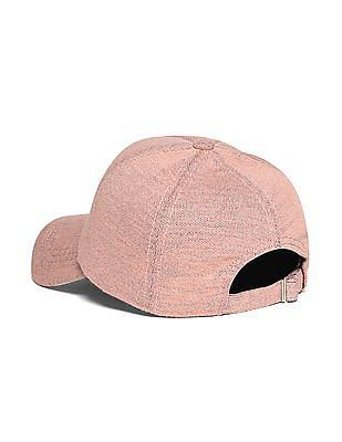 SUGR Embroidered Accent Shimmery Cap