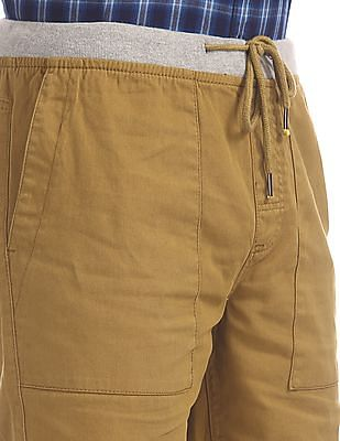 Colt Regular Fit Solid Shorts