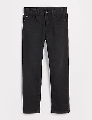 GAP Boys Fantasiflex Super Denim Straight Jeans