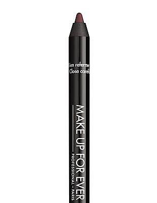 MAKE UP FOR EVER Aqua Lip Waterproof Lipliner Pencil - Dark prune