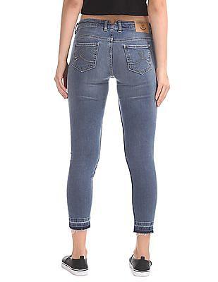 Cherokee Slim Fit Ankle Length Jeans