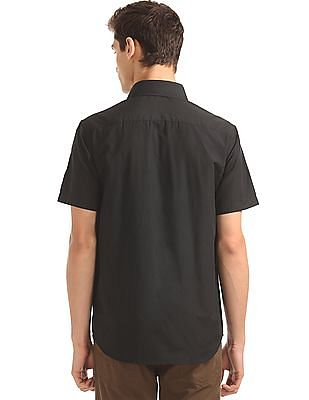Excalibur Regular Fit Solid Shirt