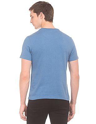 U.S. Polo Assn. Denim Co. Brand Print Muscle Fit T-Shirt