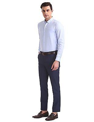 Arrow Newyork Slim Fit Button-Down Collar Shirt