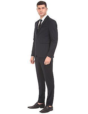 Arrow Newyork Patterned Two Piece Suit