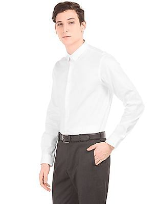 Arrow Newyork Self Check Slim Fit Shirt