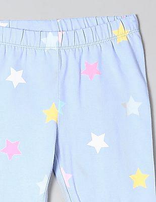 GAP Toddler Girl Leggings In Stretch Jersey