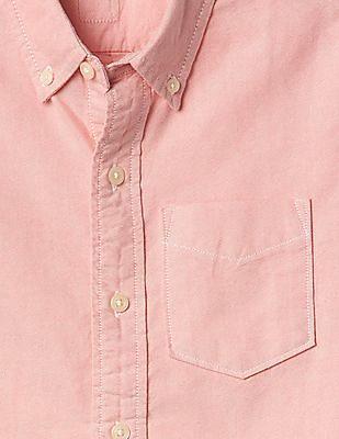 GAP Boys Oxford Button Down Shirt