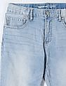 GAP Boys Blue Slim Jeans In WearLight