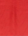 Arrow Red Contrast Hem Printed Pocket Square