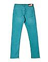 U.S. Polo Assn. Kids Boys Mid Rise Washed Jeans