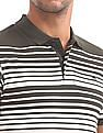 Roots by Ruggers Striped Polo Shirt