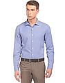 Excalibur French Placket Slim Fit Shirt