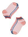 Aeropostale Patterned Ankle Length Socks - Pack Of 3