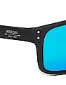 Arrow Mirrored Polarized Sunglasses